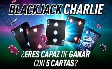 Blackjack Charlie Sportium
